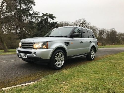 *** SOLD *** Range Rover Sport 2.7 TDV6 HSE 6 Speed Automatic